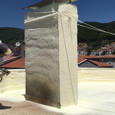 Teras Çatı Yalıtımı