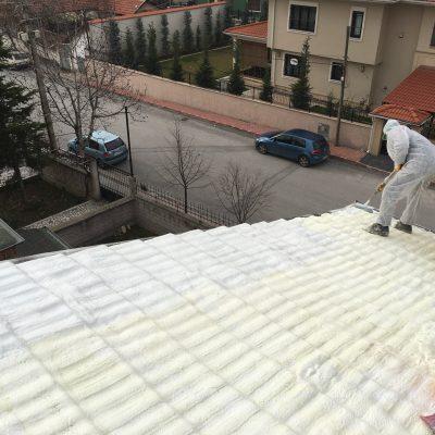 Çatı Kiremit Üstü Yalıtım
